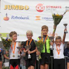 Rabo Dikke Banden Race fietsjolijt voor de jeugd