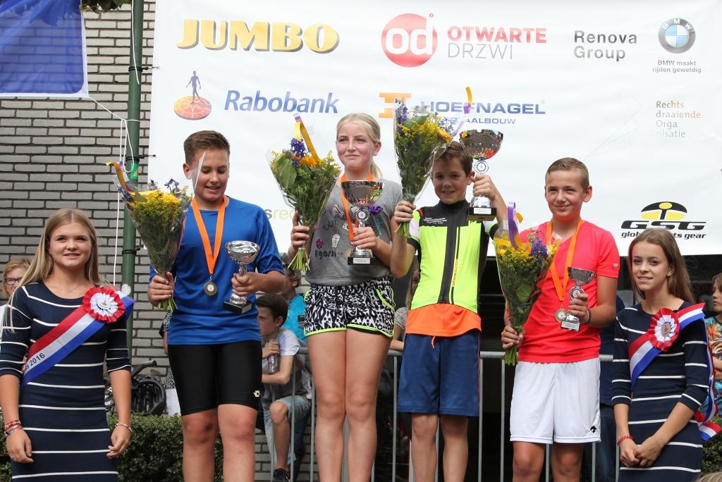 Ronde van Midden Brabant Ronde van Dongen Rabo Dikke Banden Race te Dongen