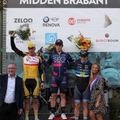Massasprint niet te vermijden in Ronde van Midden-Brabant