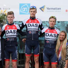 De Jonge Renner heerst in Ronde van Dongen