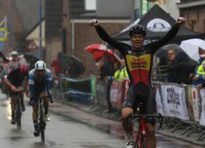 Belgisch kampioen wint jubileumeditie Ronde Midden-Brabant