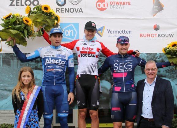 Ronde Midden-Brabant 2019 waaierkoers bij uitstek