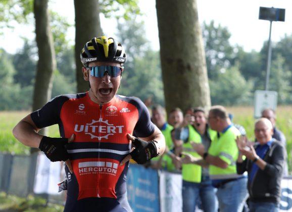 Hidde van Veenendaal wint op kracht thuiswedstrijd